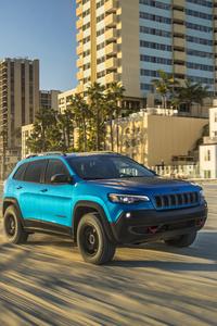 320x568 2019 Jeep Cherokee Trailhawk Suv