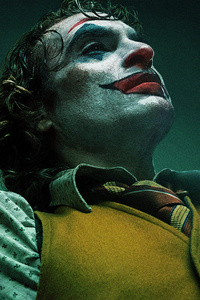 1440x2960 2019 Joker Joaquin Phoenix