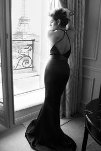 1440x2960 2019 Kristen Stewart Harpers Bazaar UK 4k