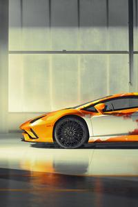 2019 Lamborghini Aventador S 8k New