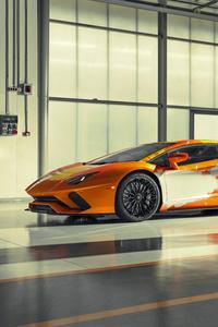 2019 Lamborghini Aventador S New