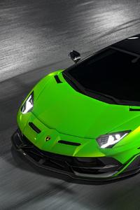 2019 Lamborghini Aventador SVJ 4k