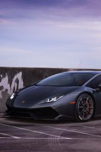 2019 Lamborghini Huracan Adv Wheels 8k