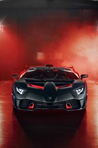 2019 Lamborghini SC18 4k
