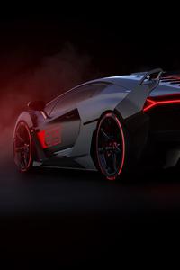 360x640 2019 Lamborghini SC18