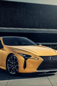 1440x2560 2019 Lexus LC 500 4k