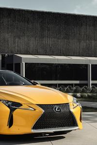 1125x2436 2019 Lexus LC 500 Inspiration Concept