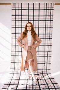 2019 Madelaine Petsch Nylon Magazine