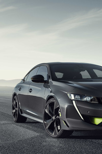 750x1334 2019 Peugeot 508 Sport Engineered Concept