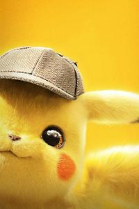 240x400 2019 Pokemon Detective Pikachu 4k