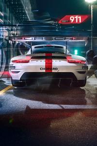 2019 Porsche 911 RSR 8k