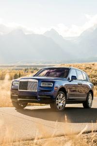 2019 Rolls Royce SUV 4k