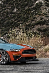 2019 Roush Performance Stage 3 Mustang Gt 8k