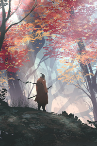 1125x2436 2019 Sekiro Shadows Die Twice 5k