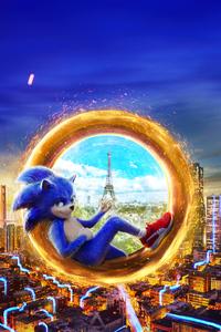 2160x3840 2019 Sonic The Hedgehog 4k