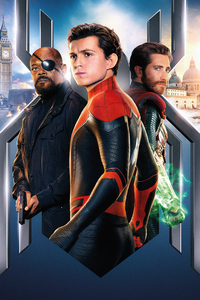 320x568 2019 Spiderman Far From Home