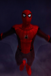 2019 Spiderman Far From Home Art