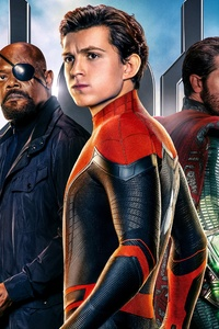 540x960 2019 Spiderman Far From Home Movie 5k
