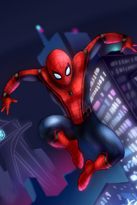 2019 Spiderman New Artwork