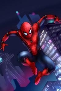 2019 Spiderman New Artwork