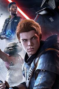 1440x2560 2019 Star Wars Jedi Fallen Order