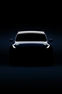 1080x2280 2019 Tesla Model Y 4k