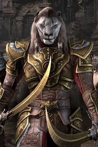1440x2960 2019 The Elder Scrolls Online Elsweyr 4k