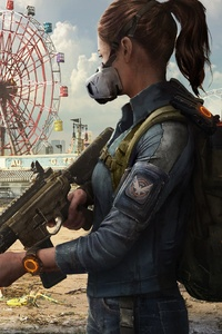 2160x3840 2019 Tom Clancys The Division 2 4k 5k