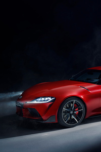 2019 Toyota Supra 10k