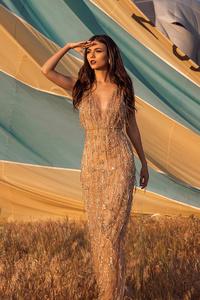 1080x2160 2019 Victoria Justice Modeliste Magazine 4k