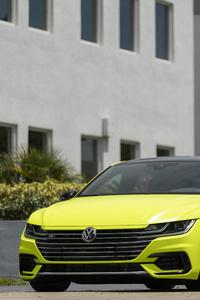 2019 Volkswagen Arteon R Line Concept