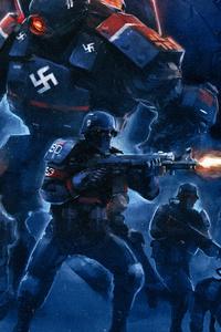 2019 Wolfenstein Youngblood