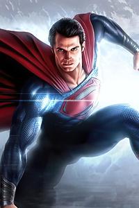 2020 4k Superman Henry Cavill