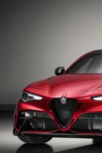 1242x2688 2020 Alfa Romeo Giulia Quadrifoglio