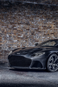 2020 Aston Martin Dbs Superleggera 007 Edition