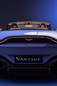 2020 Aston Martin Vantage Roadster 5k