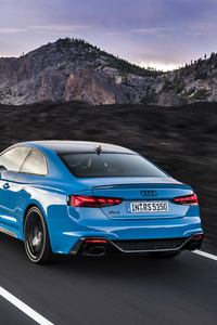 2020 Audi Rs 5 Coupe 5k