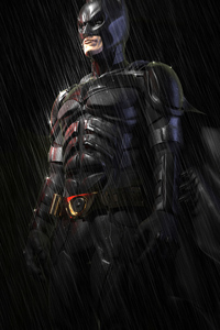 2020 Batman 4k New Artwork