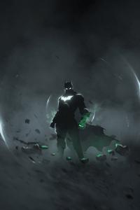 1080x1920 2020 Batman 4k