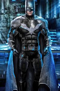 2020 Batman Ben Affleck 4k