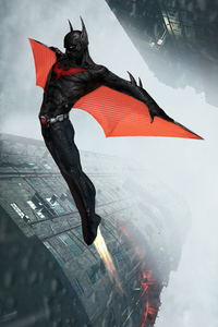 2020 Batman Beyond Artwork 4k