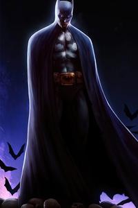 2020 Batman Dark 4k