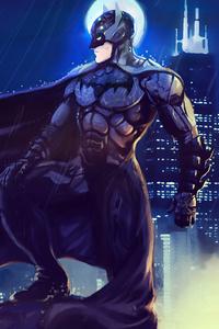2020 Batman Knight 4k