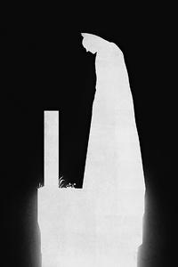640x960 2020 Batman Minimalism