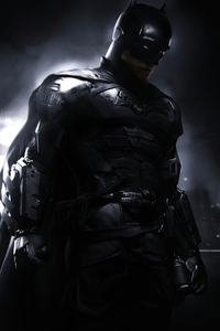 540x960 2020 Batman Robert Pattinson 4k
