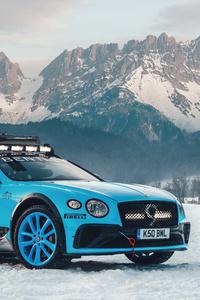 2020 Bentley Continental Gt 5k