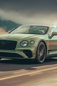 480x800 2020 Bentley Continental GT V8 4k 5k
