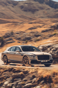 2020 Bentley Flying Spur Blackline 5k