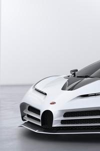 2020 Bugatti Centodieci Front