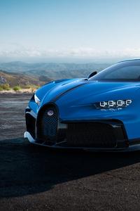 2020 Bugatti Chiron Pur Sport Car